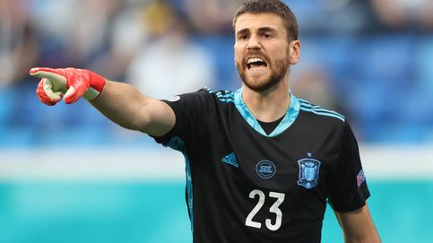 Unai Simón: así es el serio y discreto héroe de la selección en la Eurocopa
