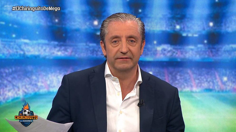 Por qué Josep Pedrerol no está presentando 'Jugones' ni 'El Chiringuito'