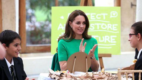 Kate Middleton y su look atemporal y 'eco' para luchar contra el cambio climático
