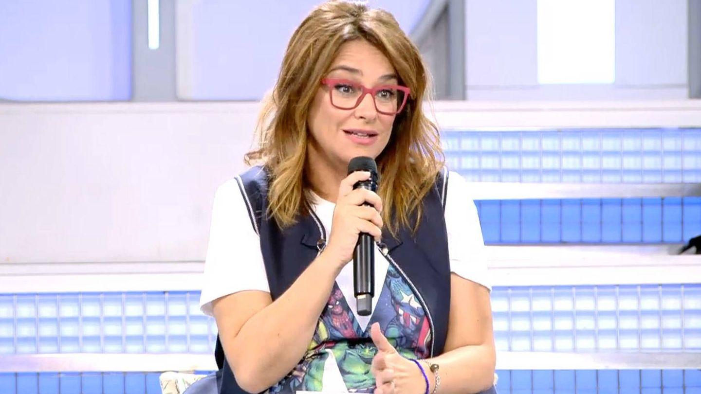 Toñi Moreno en 'MYHYV'. (Mediaset España)