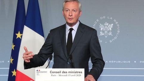Francia considera prematuro poner cifras al fondo europeo de reconstrucción