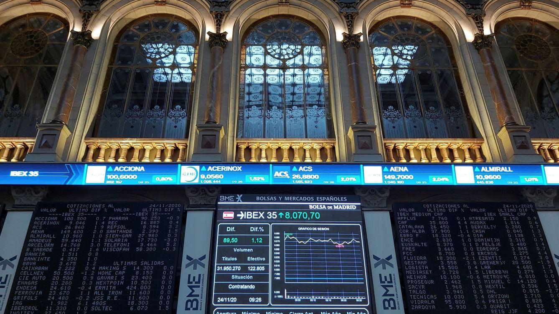 El Ibex está a un paso de cerrar el mejor mes de toda su historia: Sube un 25%