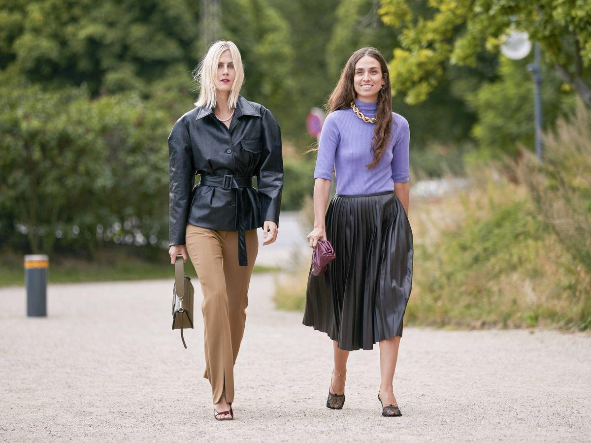 Foto: Hazte con estas tres faldas de Massimo Dutti (Imaxtree)