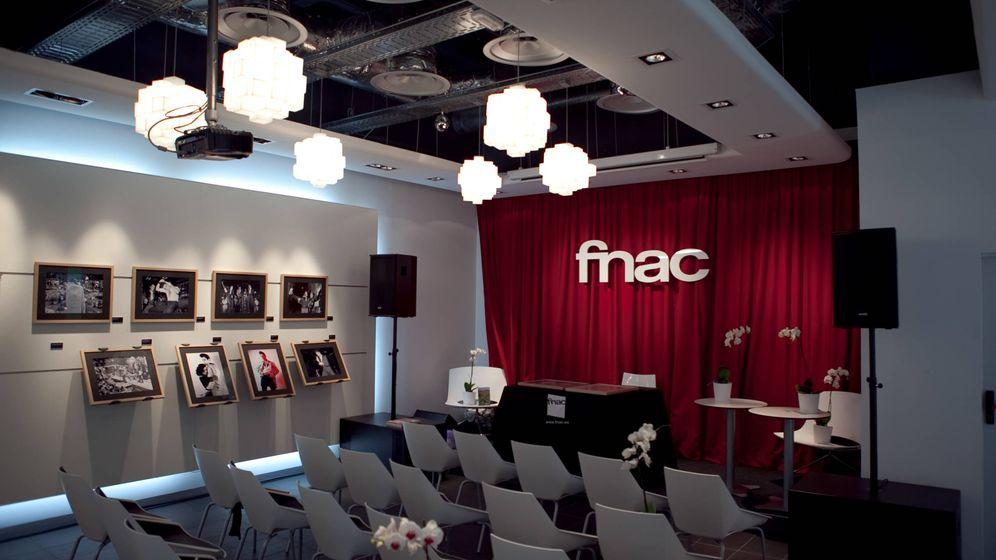 Foto: Las salas vacías son la peor pesadilla de escritores y editoriales. (Fnac La Maquinista, Barcelona)