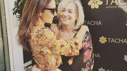Paula Echevarría: a falta de maridos, buenas son madres