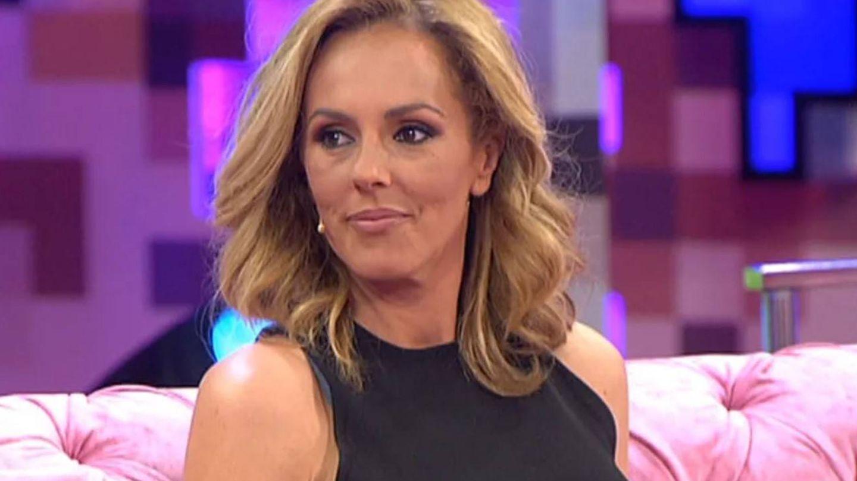 Rocío Carrasco, en su etapa en 'Hable con ellas'. (Mediaset)