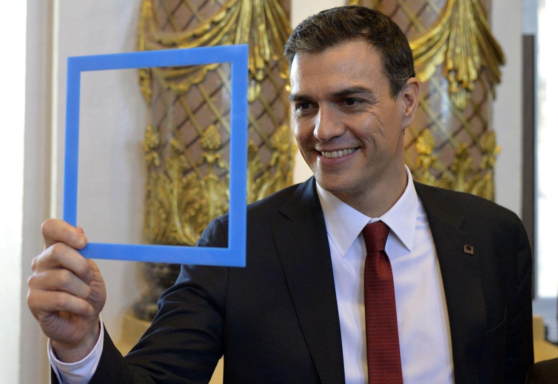 Foto: El secretario general del PSOE, Pedro Sánchez, el pasado 20 de enero en las fiestas patronales de San Sebastián. (Reuters)
