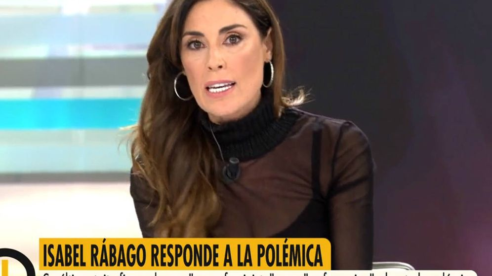 Foto: Isabel Rábago. (Mediaset España)