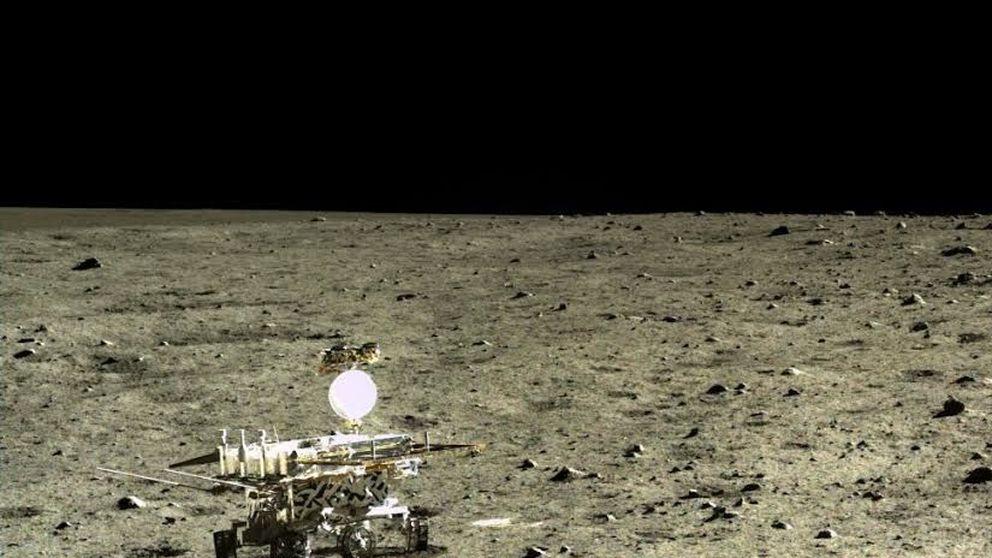 China descubre nuevos tipos de rocas en la Luna después de cuarenta años