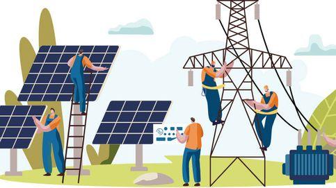 ¿Cuántas viviendas puede iluminar uno de los parques solares más grandes de España?