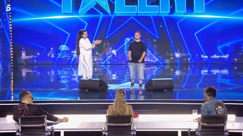 'Got Talent'. (Mediaset)