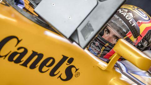 Cuando la trituradora Verstappen 'amenaza' el futuro de Carlos Sainz