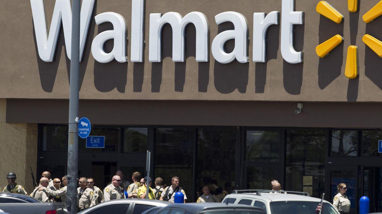 Foto: Imagen de archivo de la cadena de supermercados Walmart (EFE)