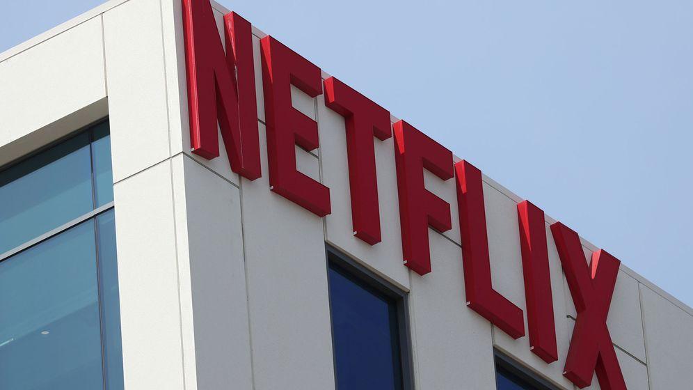 Foto: Oficina de Netflix en Los Angeles, California. (Reuters)