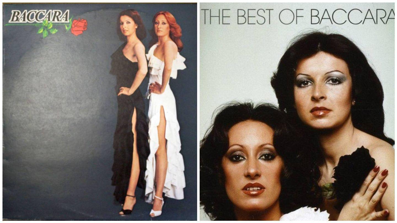 Portadas de dos de sus discos. (RCA)