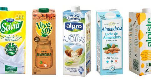 ViveSoy y Central Lechera siguen llamando 'leche' a la bebida de almendras