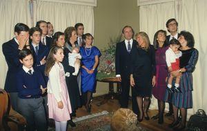 Los Ruiz-Mateos: un empresario, la expresidenta del Rayo y 13 hijos