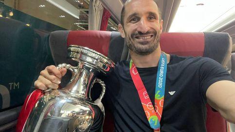 España es campeona moral de la Eurocopa, pero ya quisiéramos haber tenido a Chiellini
