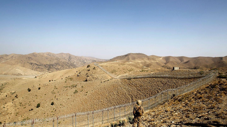 La sede de la red Haqqani ha estado siempre en la región fronteriza entre Pakistán y Afganistán. (Reuters)