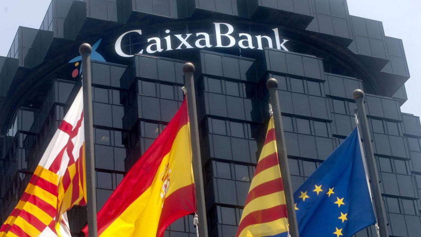 Bancos espa oles caixabank y la fundaci n bancaria la for La caixa oficina internet
