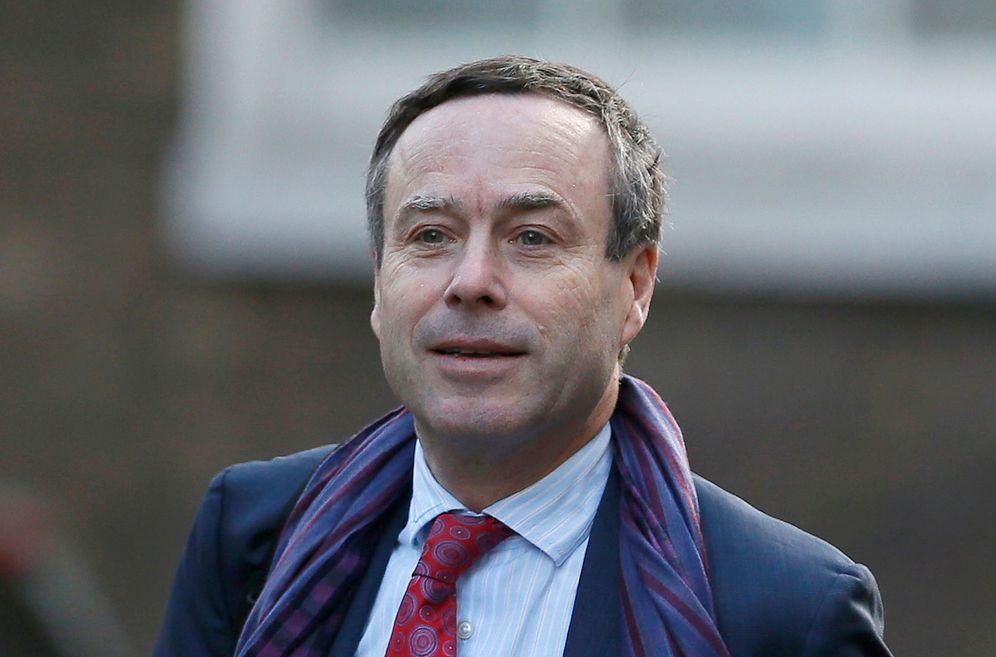 Foto: Lionel Barber, actual director de 'Financial Times', dejará su puesto en enero. (Reuters)