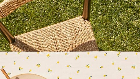 Viste tu mesa este verano con Zara Home y sus manteles y servilletas ideales