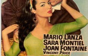 Foto: Los hombres en la vida de Sara Montiel