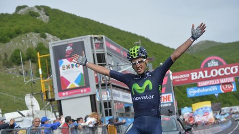 Beñat Intxausti se luce y da al ciclismo español el primer triunfo en el Giro