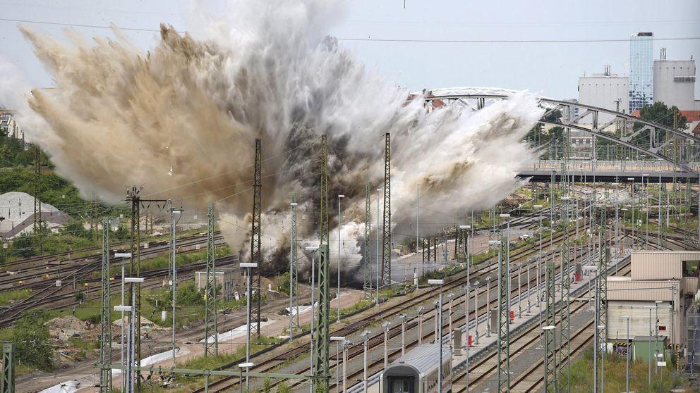 10.000 evacuados en Leipzig para desactivar una bomba de la IIGM