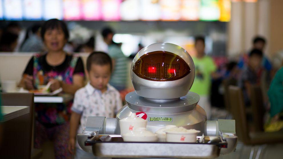El restaurante que cambió camareros por robots