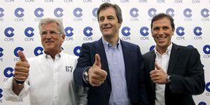 La COPE imputa a Paco González el posible plagio al 'Carrusel Deportivo' de la Ser
