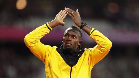 Bolt reaparece en Japón en un acto benéfico