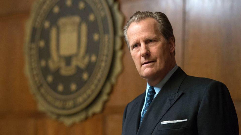 Jeff Daniels en el papel de John O'Neill, jefe del FBI en Nueva York.