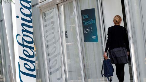 Telefónica pide 300 millones adicionales a Hacienda por intereses de demora