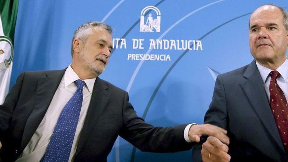 La Guardia Civil deja la preimputación de Chaves y Griñán en el Congreso y el Senado