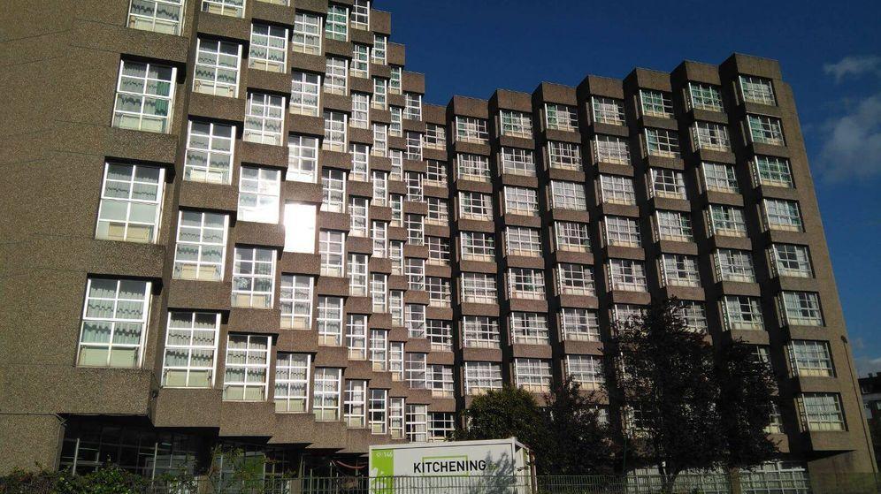 Foto: La Residencia Mixta de Gijón.