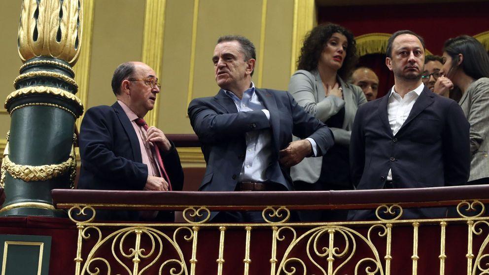 Moción de censura | De Monedero a Levy: la tribuna del Congreso se llena de políticos