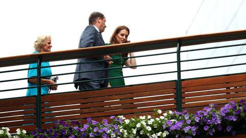 Kate Middleton, de verde esperanza, se adelanta a su cita con Meghan