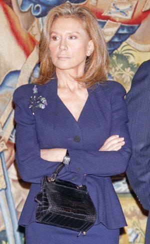 Alicia Koplowitz y el abogado Jorge Trías llevan cinco meses juntos