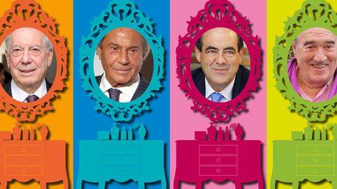 Vargas Llosa, Bono, Tapias o Don Juan Carlos, en busca de la eterna juventud