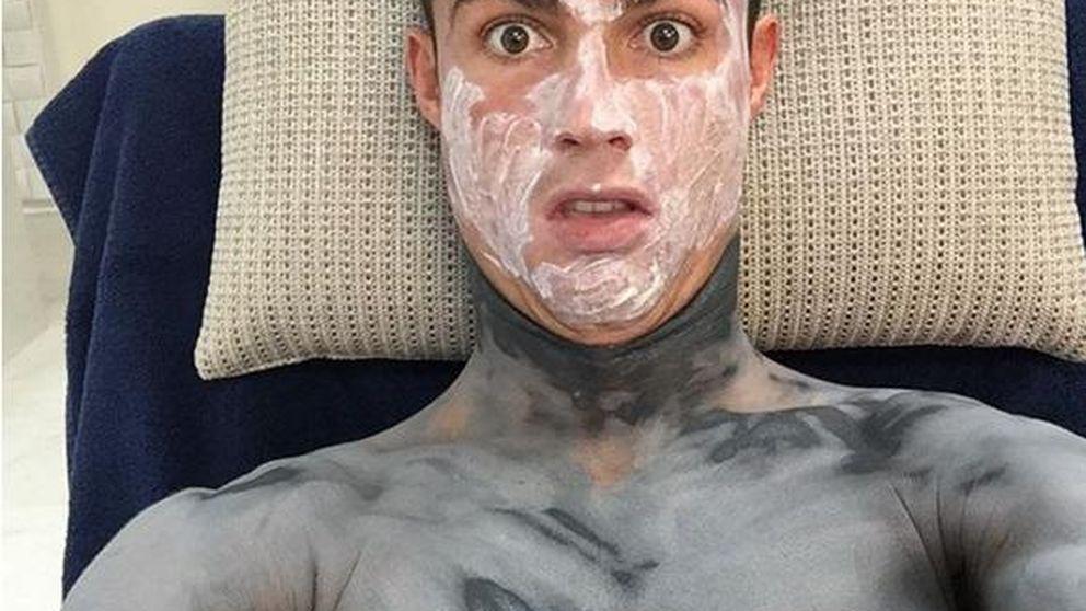 Cristiano Ronaldo, un metrosexual con la piel como el 'culito' de un bebé