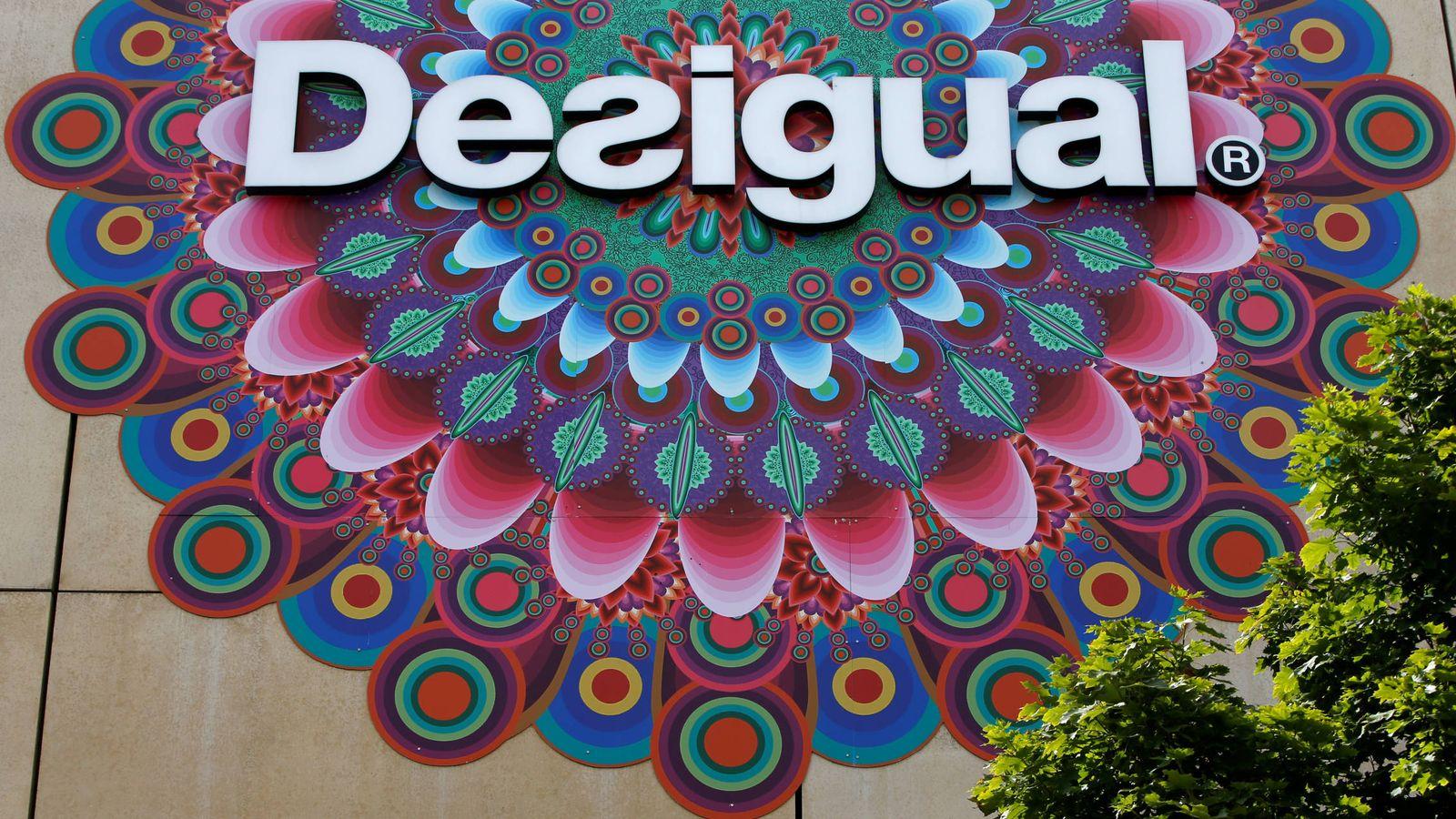 Foto: Logo de Desigual. (Reuters)