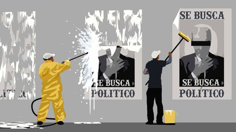 El talento huye de la política: Al final solo van a querer entrar los funcionarios