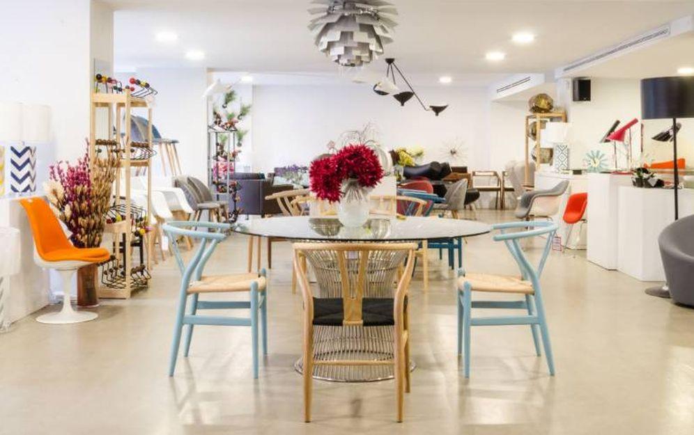 Decoraci n m s all de casa decor cuatro planes en for Outlet muebles hogar y decoracion madrid