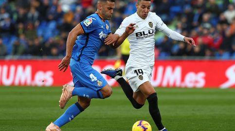 Getafe - Valencia: horario y dónde  en TV y 'online' el partido de la Copa del Rey
