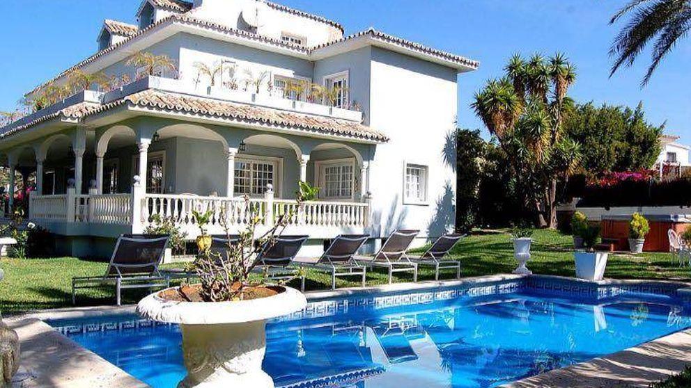 La espectacular mansión de Javier Calle (Alba Díaz) que se alquila en Airbnb
