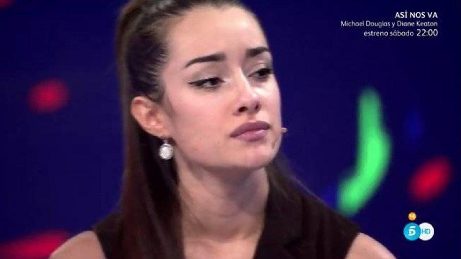 Foto: Adara, indignada tras ver imágenes de Pol y Miguel en 'GH 17'