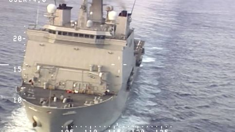 De buque de asalto a hospital: el Galicia, rumbo a Melilla para atender a enfermos