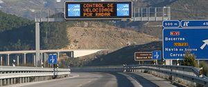 Foto: Si las carreteras están mejor... ¿por qué los límites de velocidad no suben desde 1981?