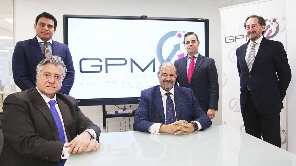 Foto: Boris Pérez (izq. arriba), Manuel Villalba (izq. abajo), Juan José Llinares (c) , Alejandro Jiménez-Quesada y Javier Barnuevo (d). (Foto: Enrique Villarino)